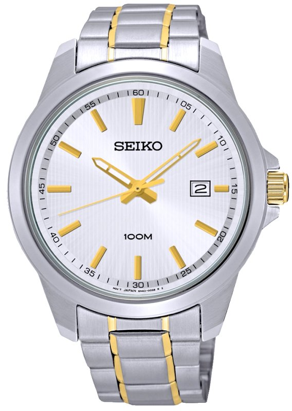 SEIKO Quartz Classic Collection SUR157P1
