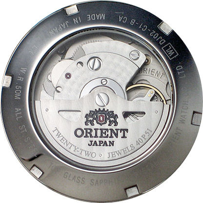 ORIENT Constellation Classic Automatic GMT Dual time Power Reserve DJ02001W ( SDJ02001W )